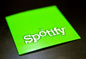 Spotify, cross platform music service