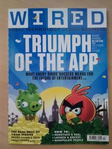 Angry Birds App Triumph