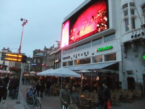 Club Escape, Rembrandtplein, Amsterdam