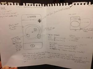 On My Radar - Workflow - Sketch